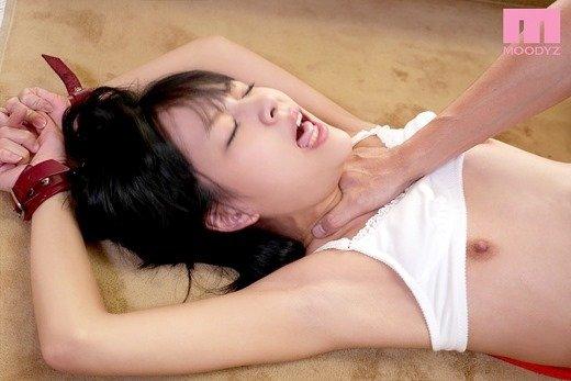 可憐な女の子が絶頂セックス、あべみかこ (11)
