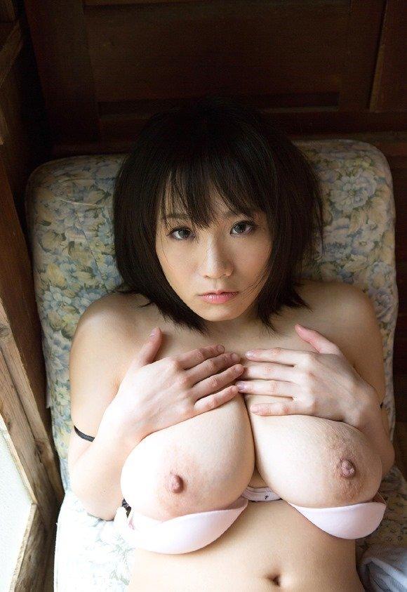 巨乳を震わせて豪快なSEX、澁谷果歩 (3)