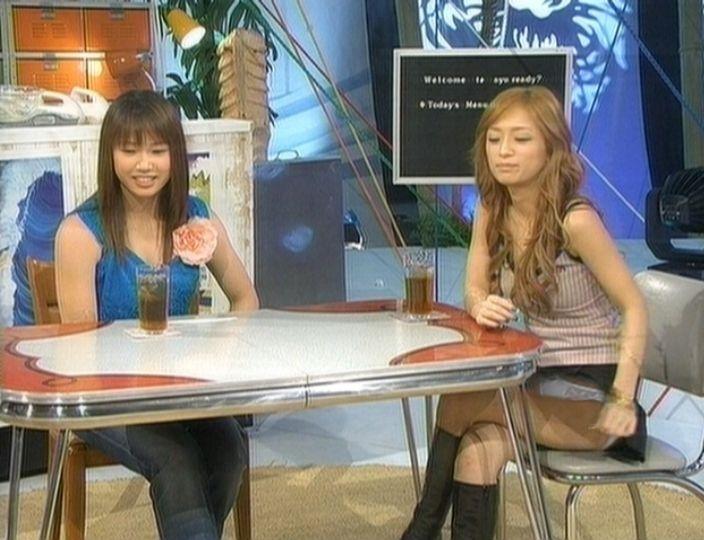 TV番組で見つけたハプニング的なパンツ (5)