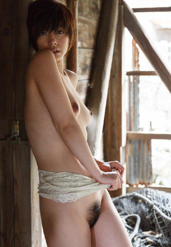 スレンダー美女が淫乱なSEX、卯水咲流 (5)