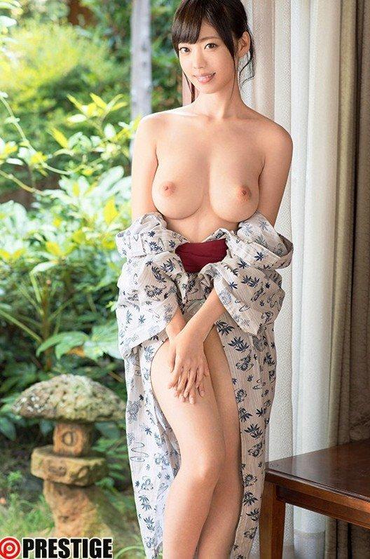 デカくて美しいオッパイで乱れまくる、藤井有彩 (9)