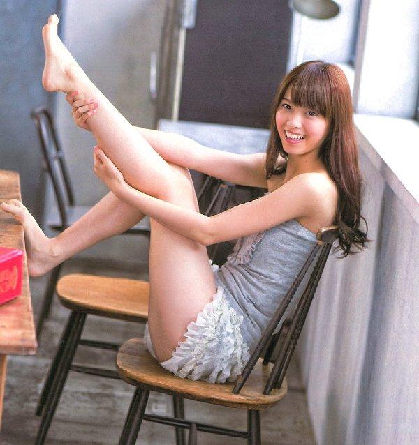 可愛い芸能人のセクシーな太腿 (11)