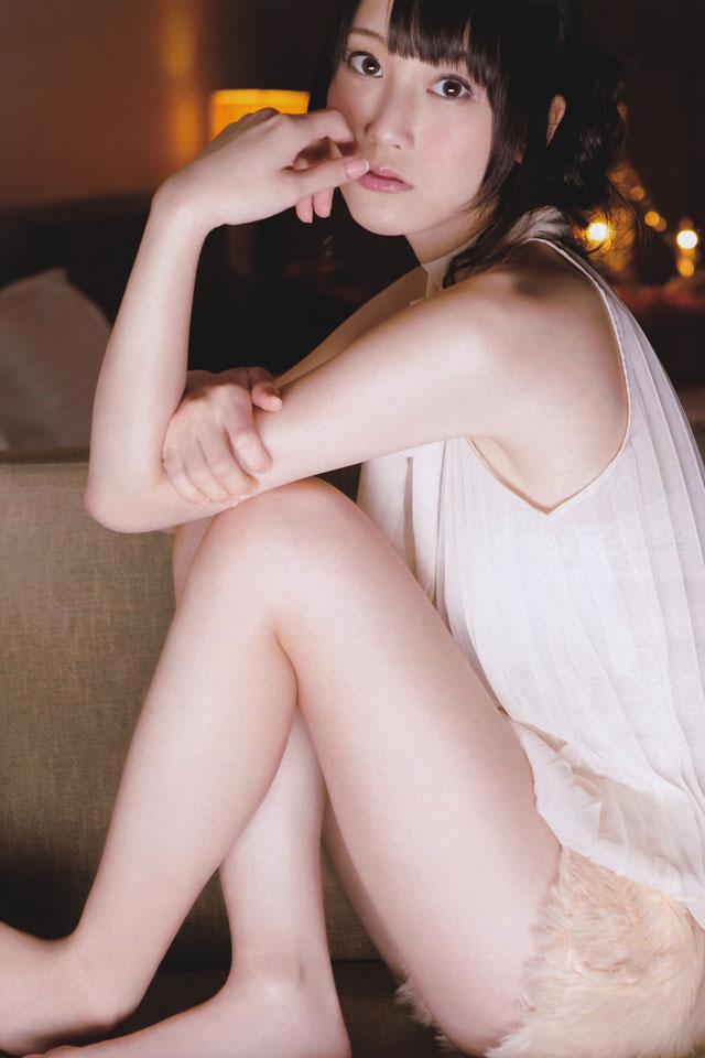 可愛い芸能人のセクシーな太腿 (3)