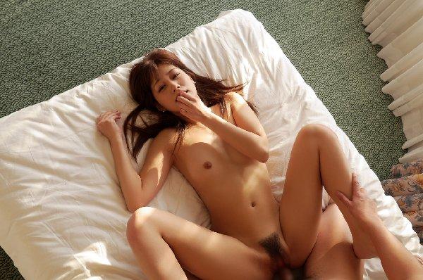 アイドル系の可愛さでラブラブ性交、紺野ひかる (8)