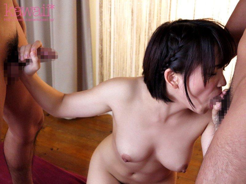 むっちり童顔な女の子の誘惑SEX、茉莉花みく (5)