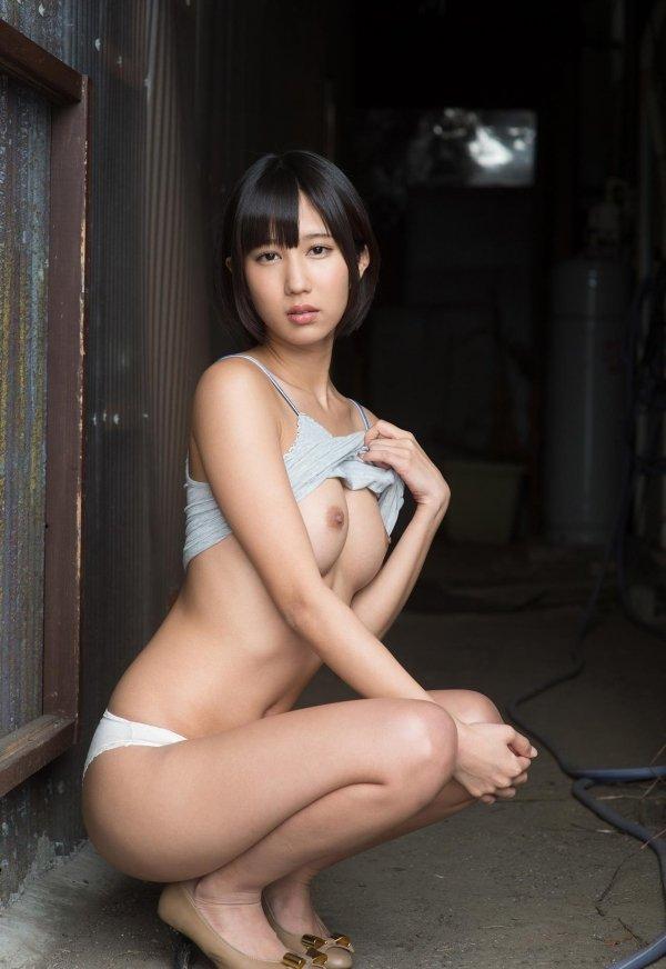 可愛いルックスで性欲全開のセックス、湊莉久 (3)