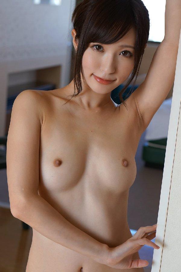 キュートな大和撫子が全裸になっちゃった (12)