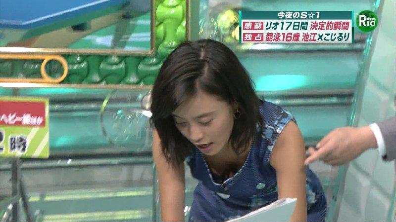 アイドルや女優のオッパイが見えちゃった場面 (10)