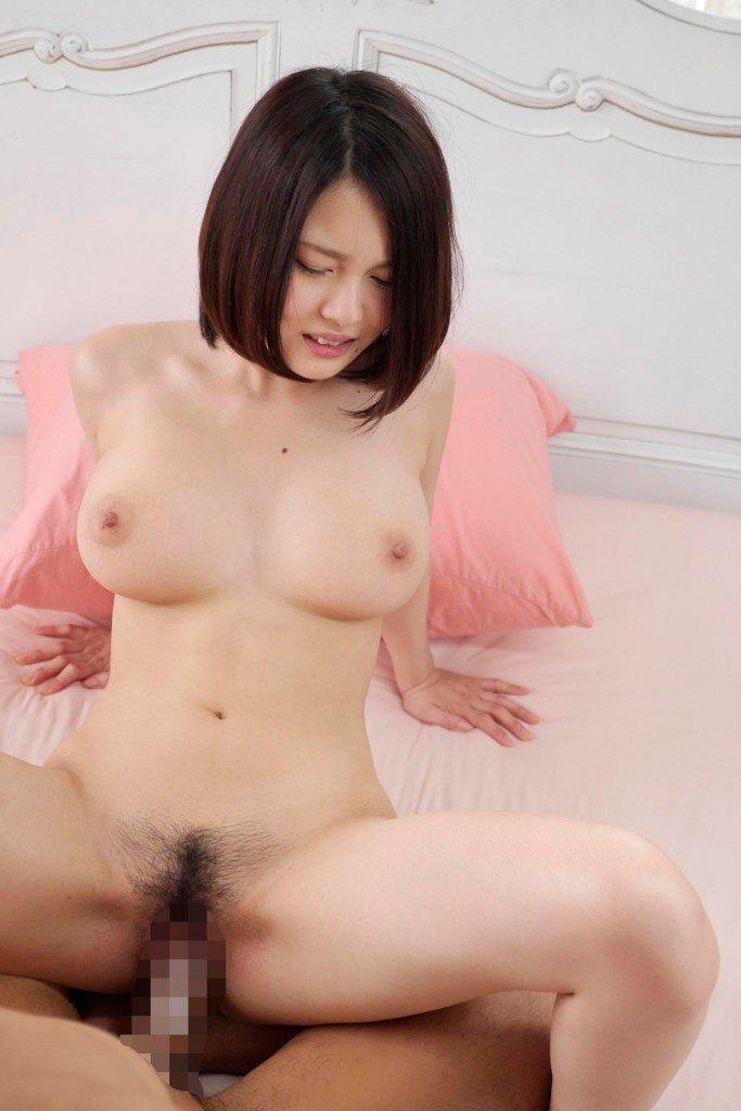 デカパイも圧巻のパイズリ&SEX、松岡ちな (20)
