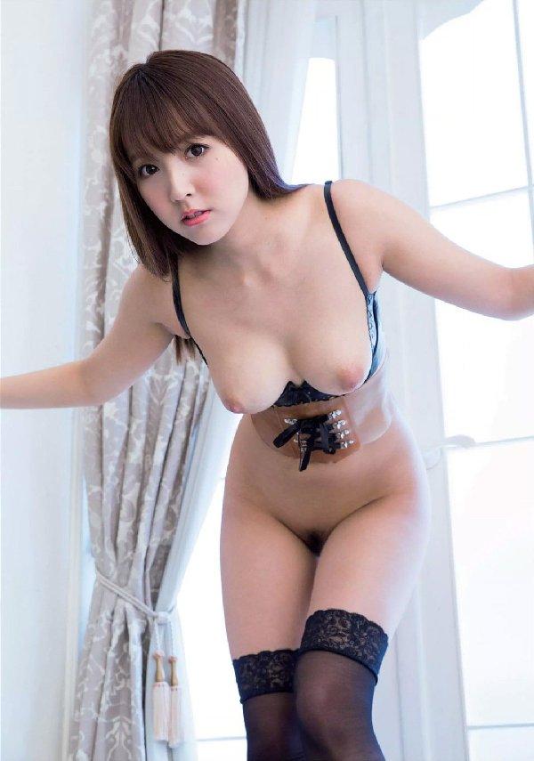 有名アイドルがAVに転向してハメまくる、三上悠亜 (3)