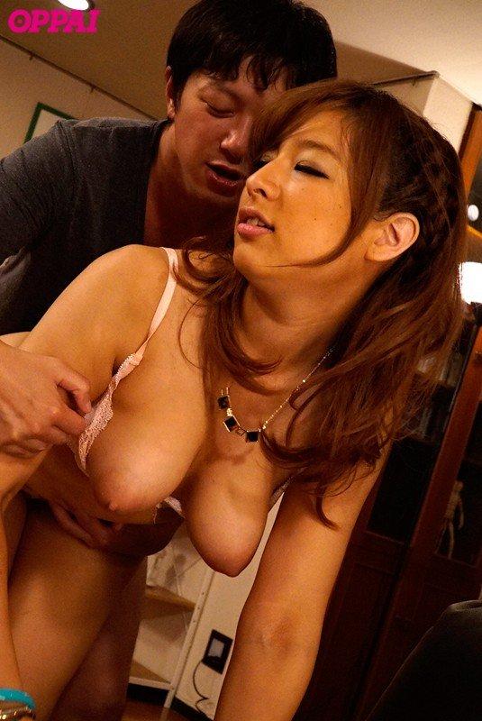 日焼けボディでパイズリ&セックス、桜ちなみ (6)