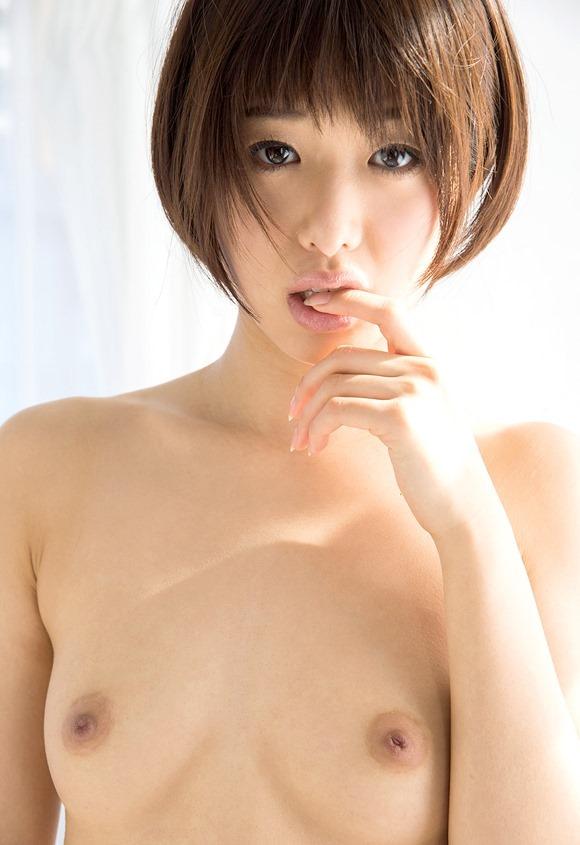 小さな乳房を震わせて激しくセックスする、川上奈々美 (6)
