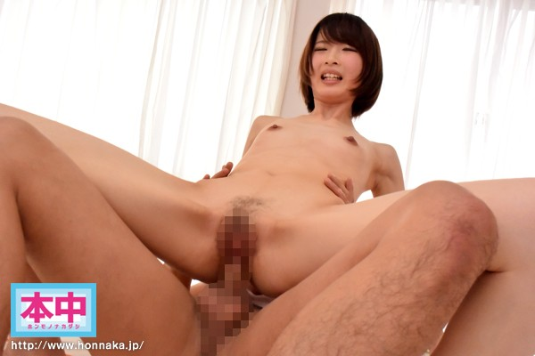 インテリ系の貧乳少女が膣内射精、板野ユイカ (12)