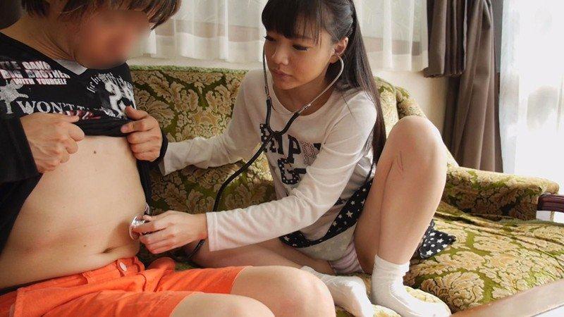 ちっぱいボディの童顔娘が濃厚SEX、椎奈さら (11)