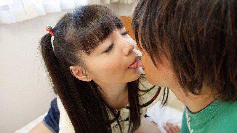 ちっぱいボディの童顔娘が濃厚SEX、椎奈さら (8)