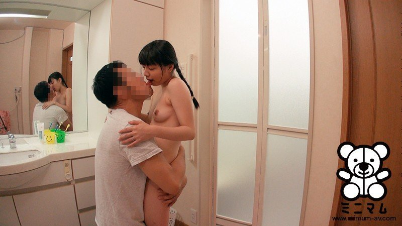 ちっぱいボディの童顔娘が濃厚SEX、椎奈さら (4)