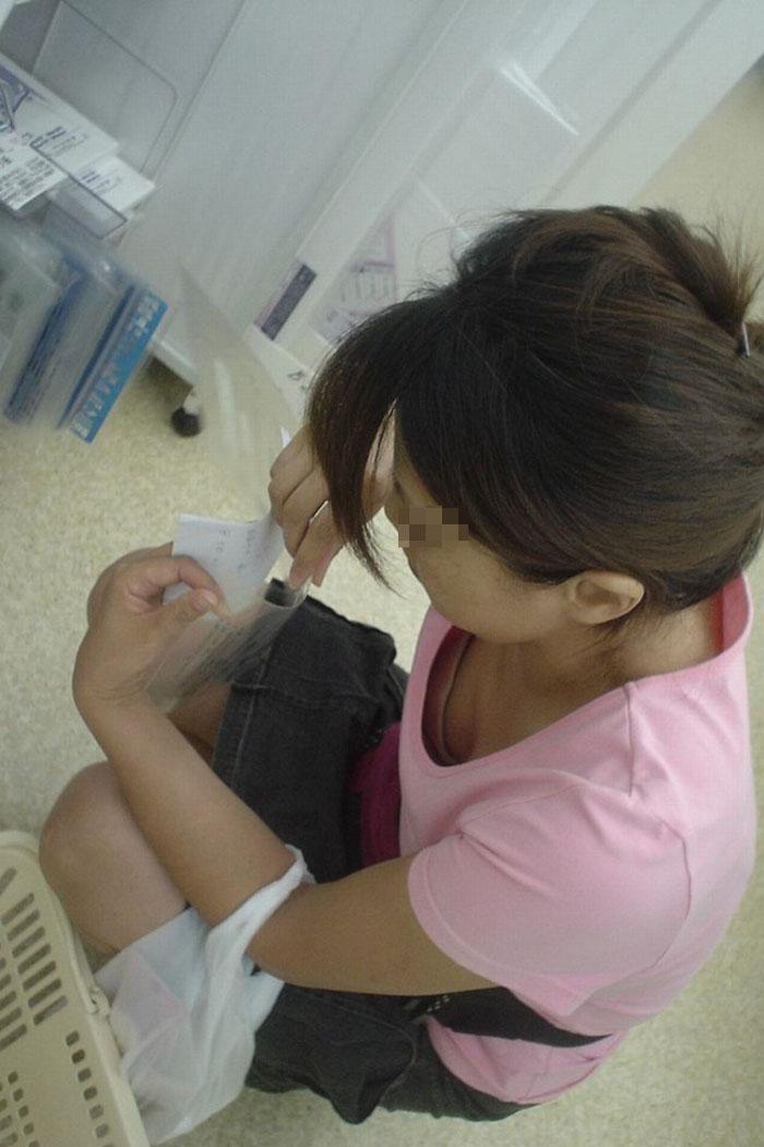 乳房が見えるハプニングは見逃せない (10)