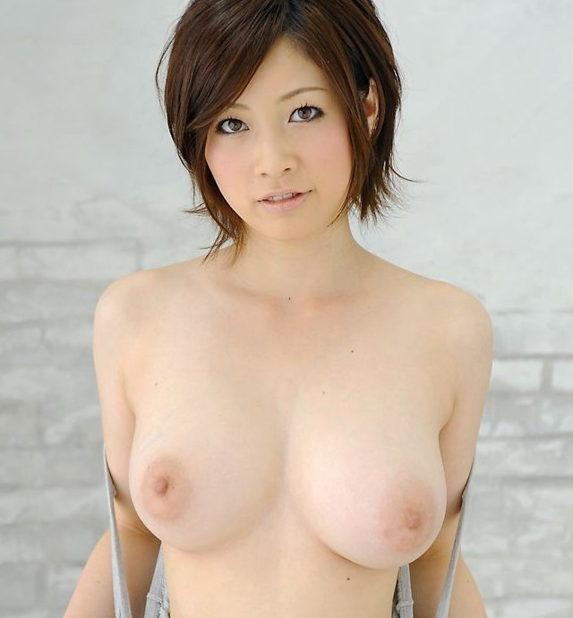 奥田咲、ミニマムボディにHカップ巨乳の美女が失禁セックス 表紙