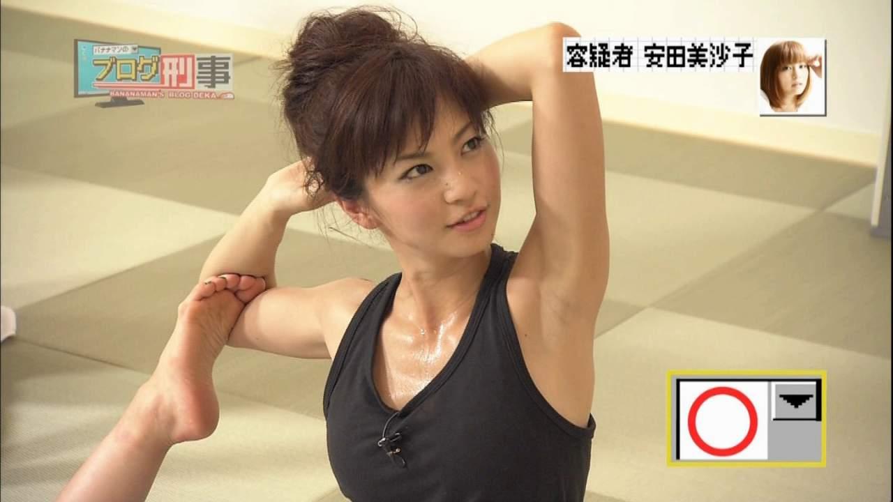 アイドルや女優の腋の下がエッチに見える (3)