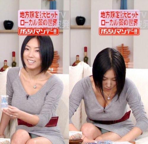 TVでアイドルの下着が見えた (7)