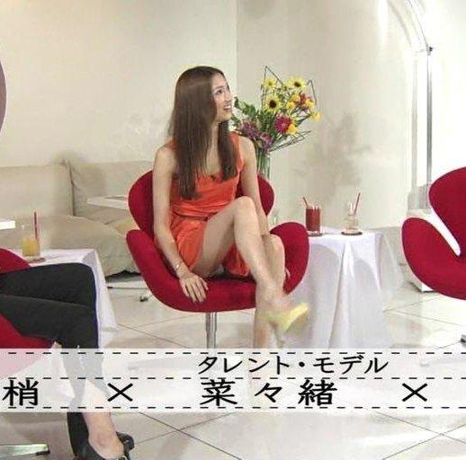 TVでアイドルの下着が見えた (11)