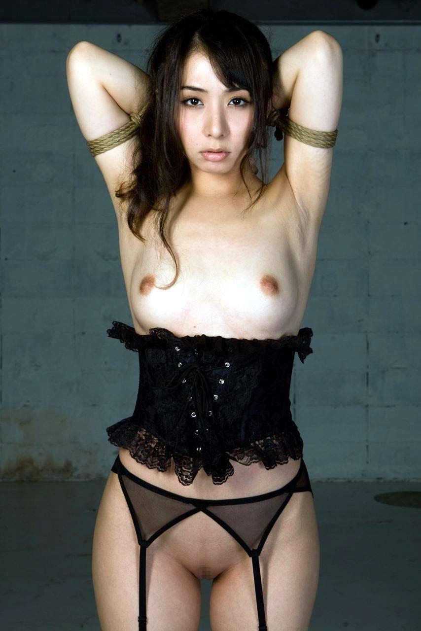 陰毛は全く隠す気のない下着 (2)