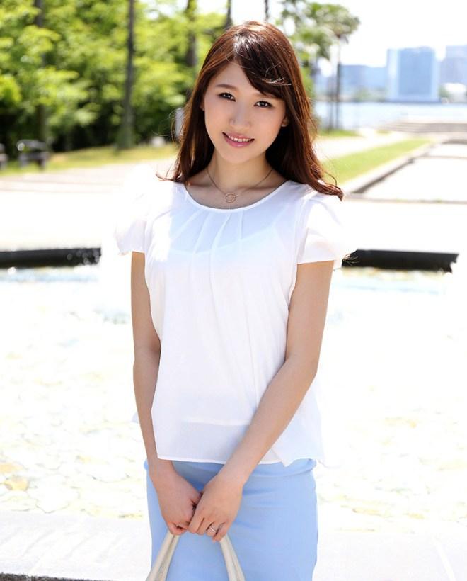 デカい乳房を揺らしてSEX、三原ほのか (2)