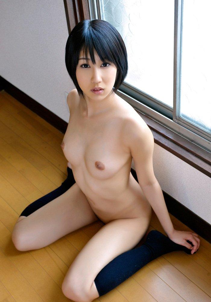 可愛い顔して淫乱プレイ、湊莉久 (6)