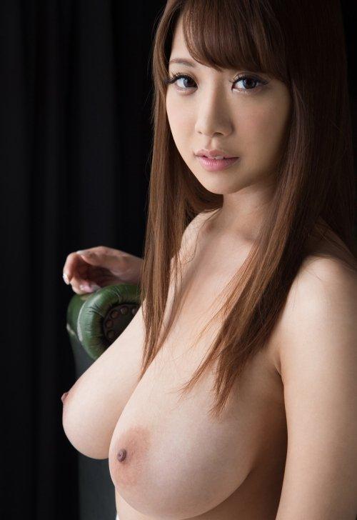 宇都宮しをんから改名した美巨乳美女、RION (5)