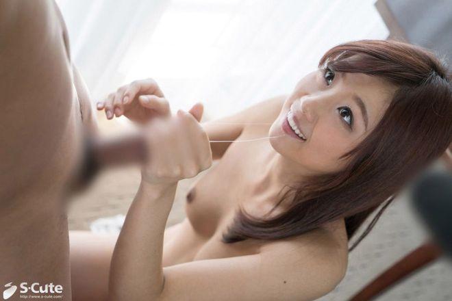 可愛いのに淫乱な、清本玲奈 (9)