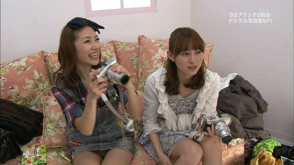 下着がTVで放送されたタレント (8)