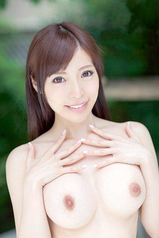 大きな乳房でパイズリしてSEX、桜井彩 (3)