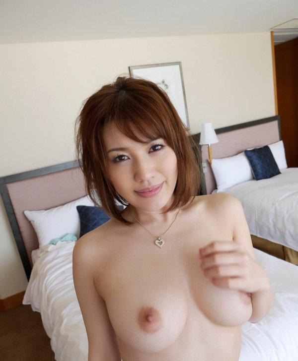 モデルみたいな美女の濃厚SEX、本田莉子 (3)