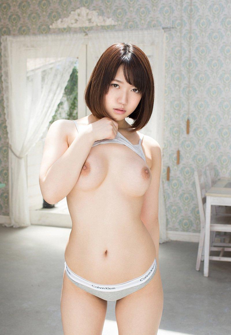 可愛い顔して淫乱娘の、菊川みつ葉 (2)