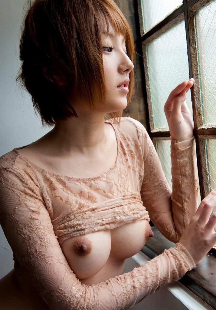 童顔でエッチな淫乱美人、天海つばさ (2)