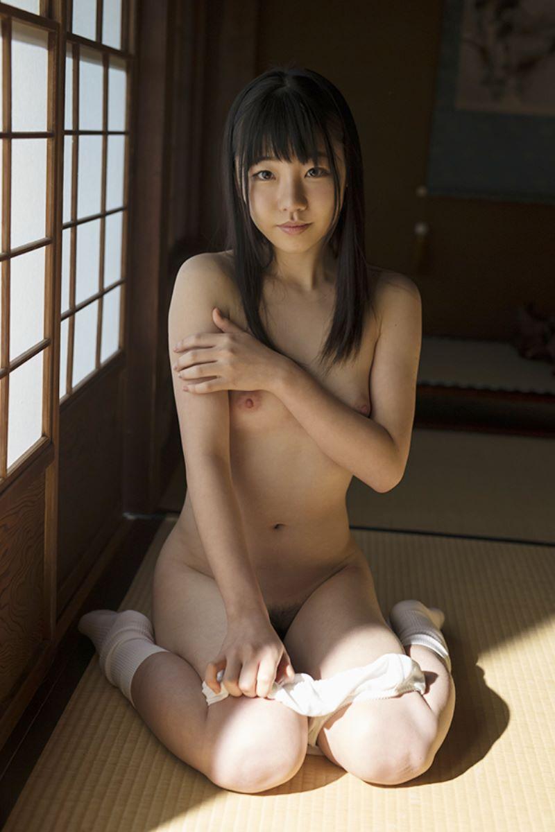 清楚な少女が淫乱に染まっていく、天海こころ (3)