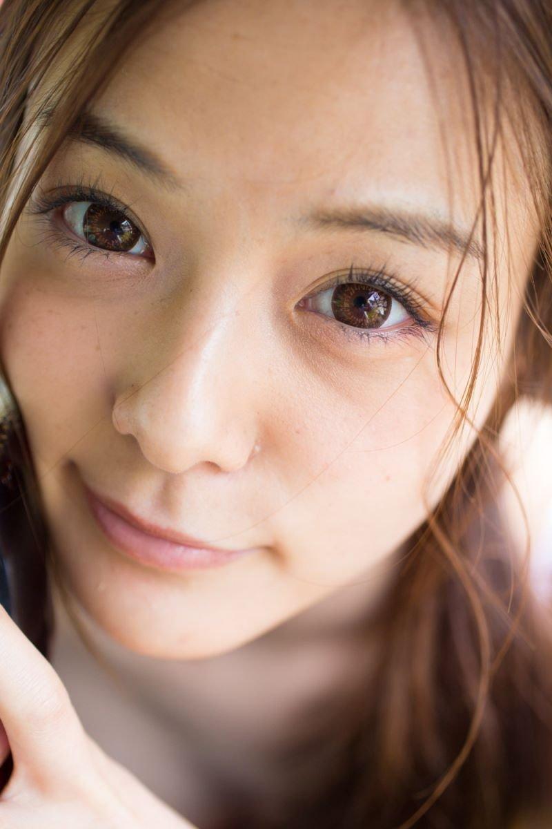 モデルみたいな美しさで野性的なSEX、吉高寧々 (8)