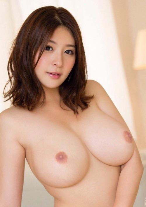 キュートなルックス&セクシーな美巨乳 (8)