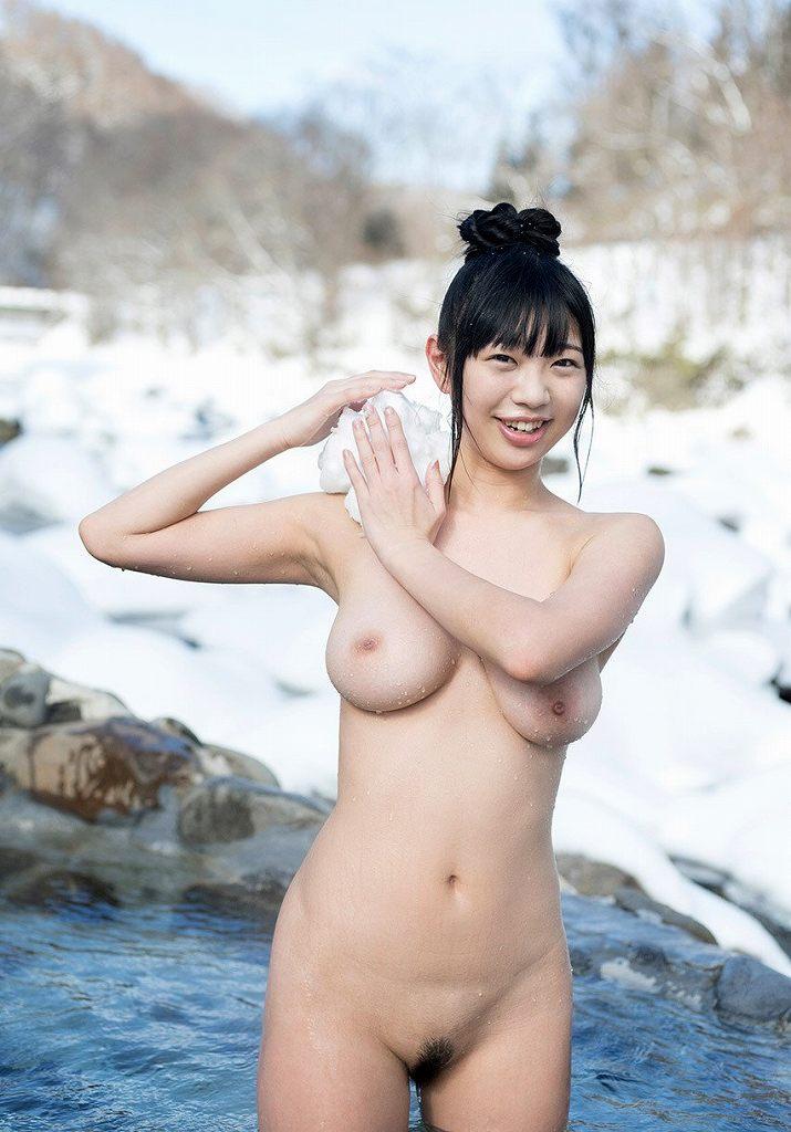 細身で巨乳の美女が激しくSEX、桐谷まつり (16)