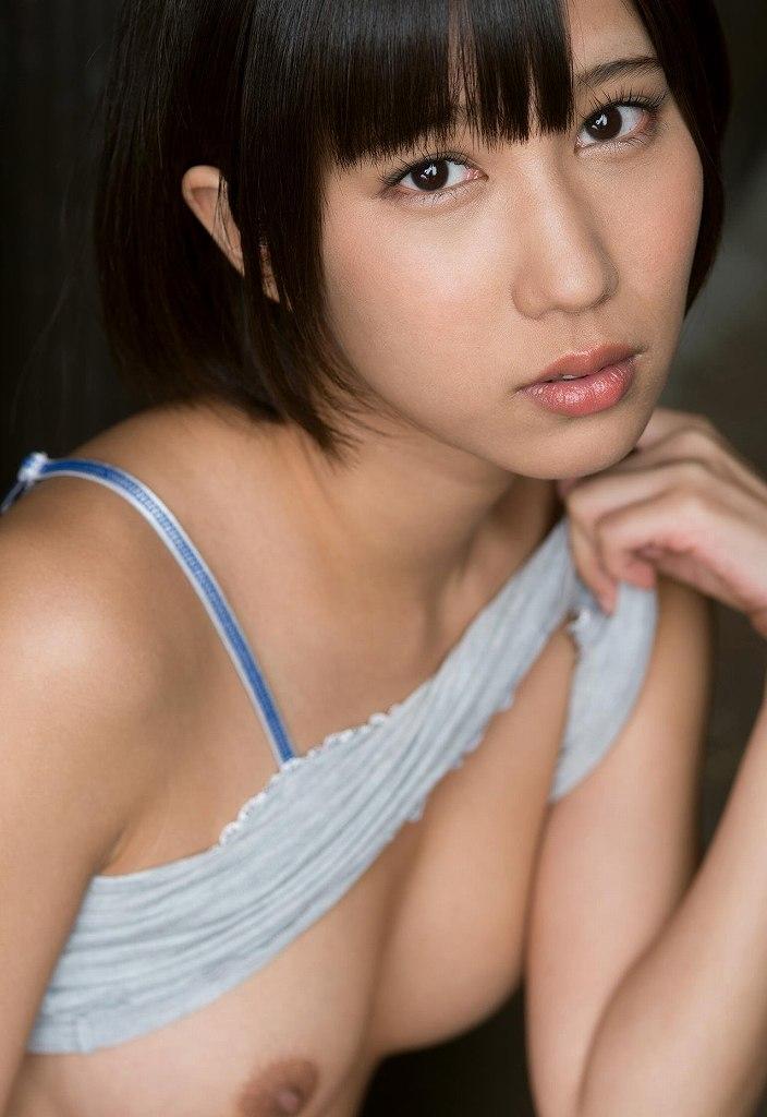スレンダー美女の激しいSEX、湊莉久 (4)