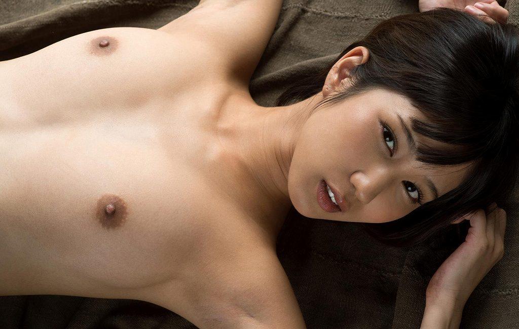 スレンダー美女の激しいSEX、湊莉久 (8)