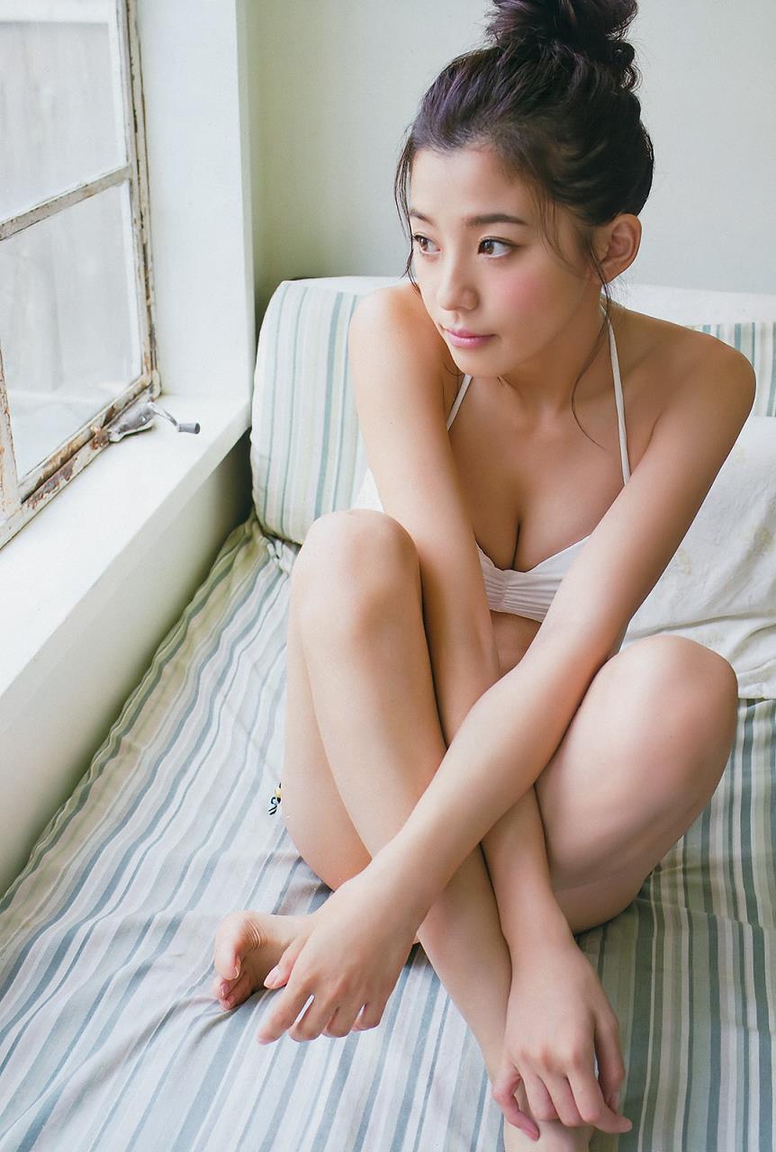 格好良くて可愛いモデル、朝比奈彩 (9)