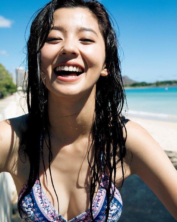 格好良くて可愛いモデル、朝比奈彩 (19)