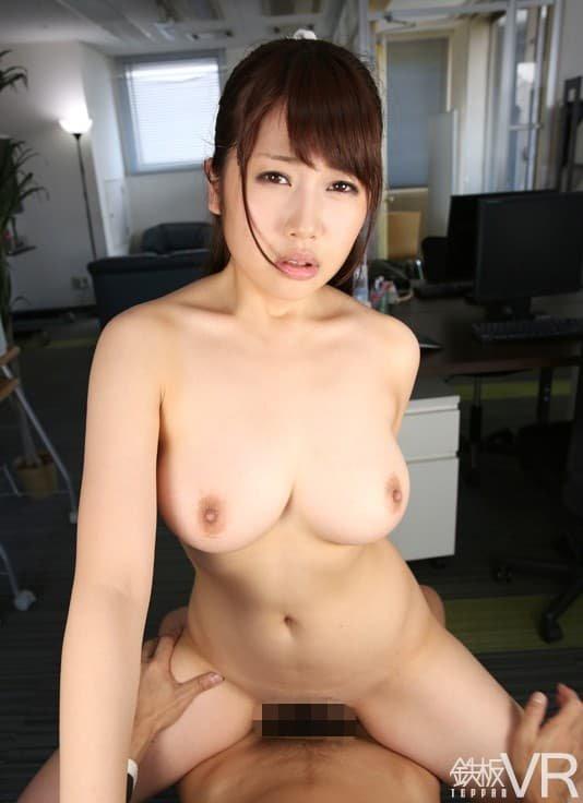 童顔巨乳の淫乱SEX、霧島さくら (19)