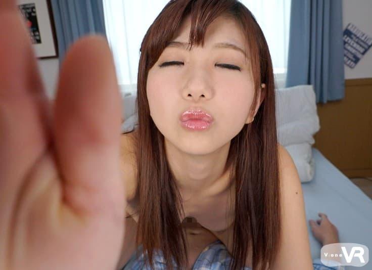 キュートな笑顔で濃厚SEX、清本玲奈 (18)