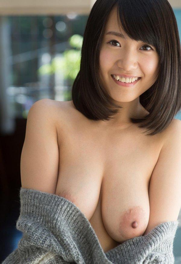 メロン巨乳を揺らしてSEX、長瀬麻美 (3)