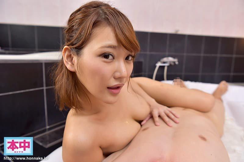 ナイスバディな美女が濃厚なSEX、若菜奈央 (13)