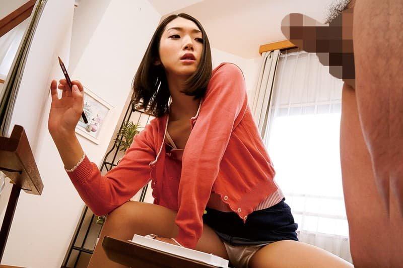上品なお嬢様が下品なSEX、香苗レノン (4)