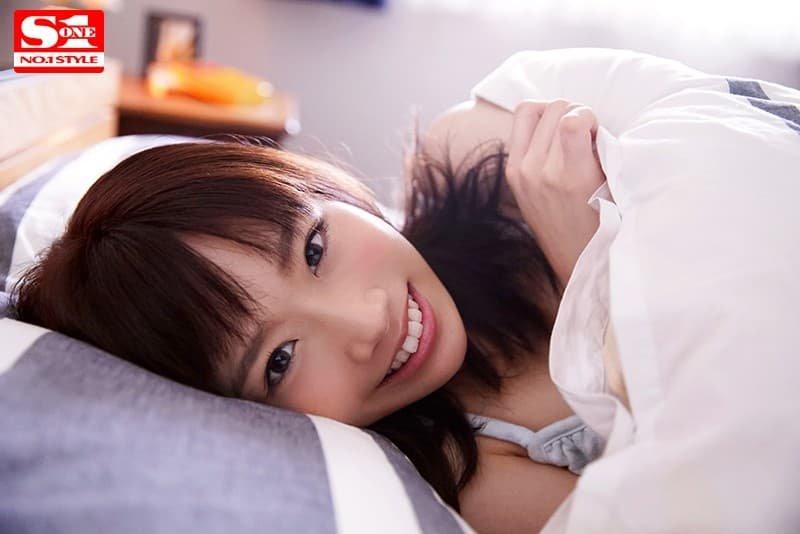 アイドルみたいな顔で濃厚なSEX、河北彩花 (2)