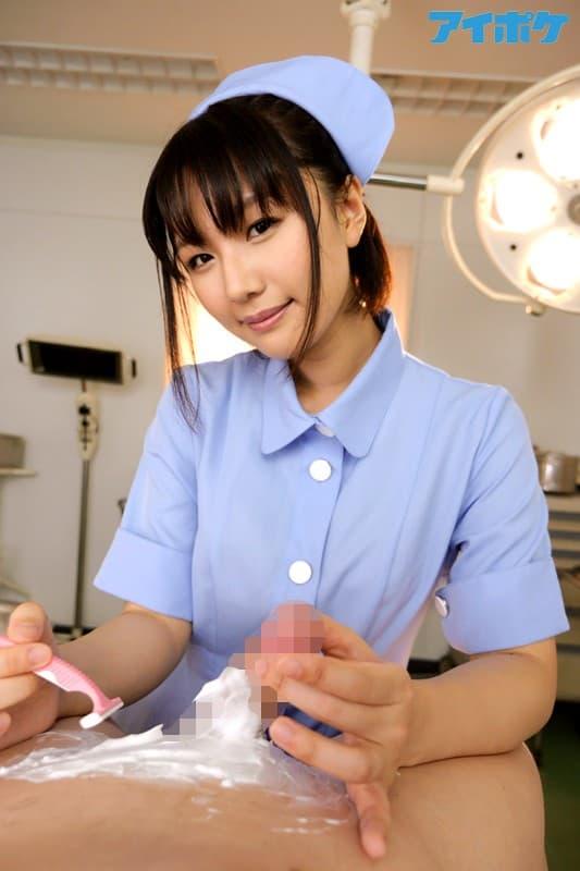 上品な看護師が下品なSEX、夏川あかり (8)